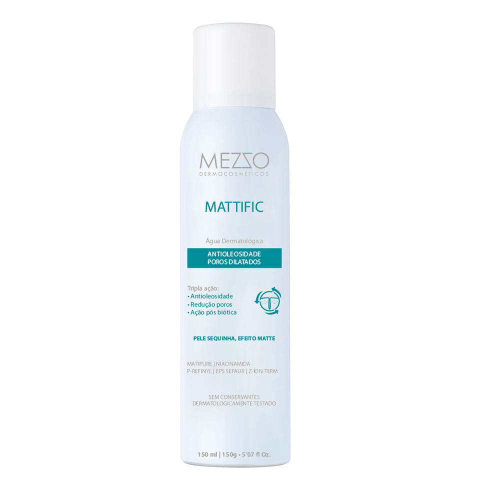 Água Dermatológica Mattific Mezzo