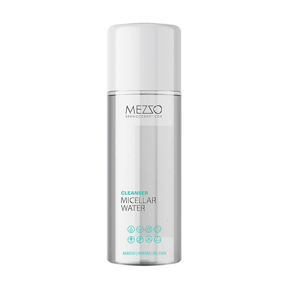 Agua Micelar Cleanser Mezzo   Loja Mezzo Dermocosméticos