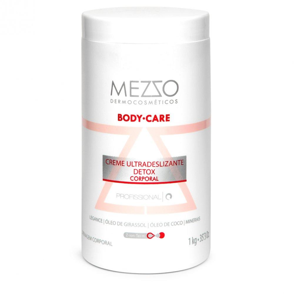 CREME ULTRA DESLIZANTE DETOX 1kg - BODY CARE - MEZZO