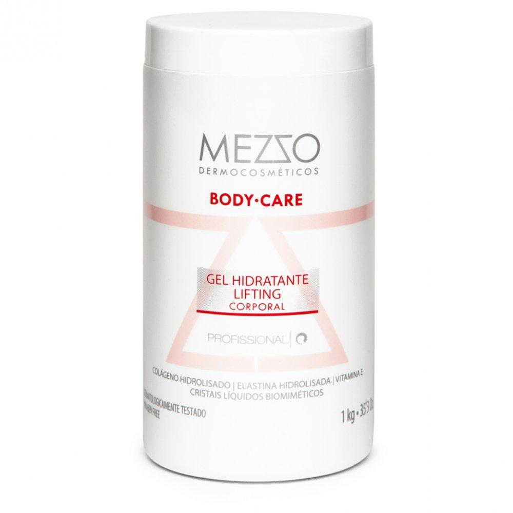 GEL HIDRATANTE LIFTING 1kg - BODY CARE - MEZZO