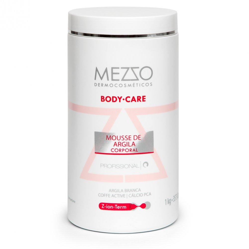 MOUSSE DE ARGILA CORPORAL - 1kg-  BODY CARE - MEZZO