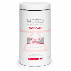 MOUSSE DE ARGILA CORPORAL - 1kg-  BODY CARE - MEZZO