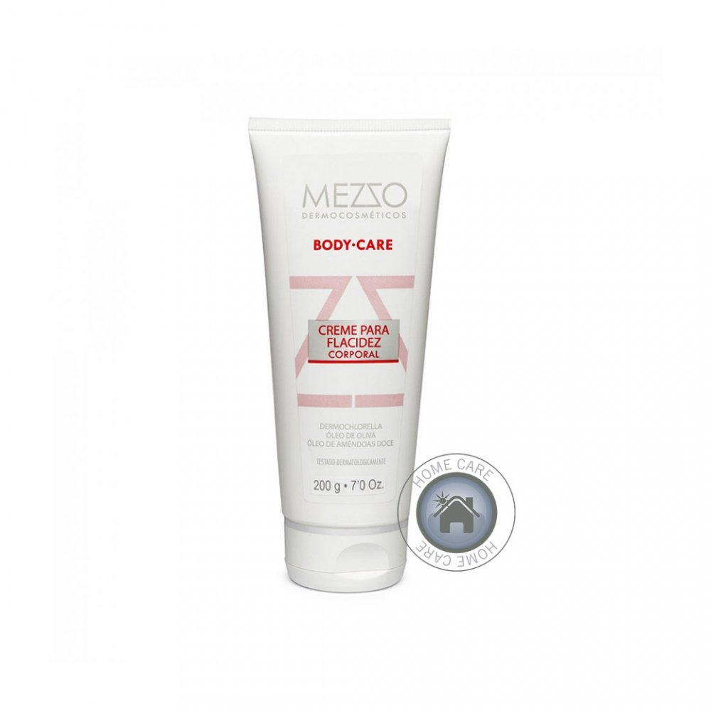 CREME PARA FLACIDEZ 200g - BODY CARE - MEZZO