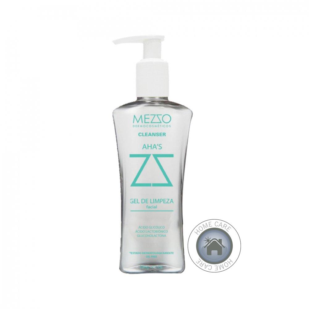Gel de Limpeza Facial Aha`s Cleanser Mezzo