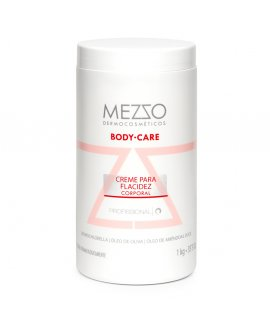 CREME PARA FLACIDEZ 1kg - BODY CARE - MEZZO