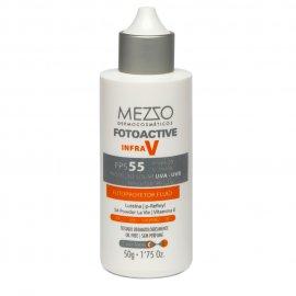 Filtro Solar Facial Fluid FPS 55 Mezzo