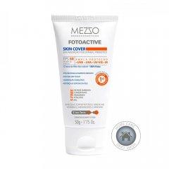 Filtro Solar Facial FPS 50 Skin Cover Mezzo