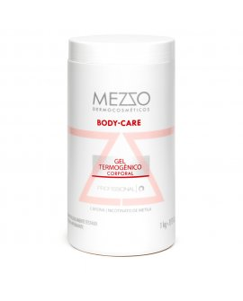 GEL TERMOGÊNICO CORPORAL 1kg - BODY CARE - MEZZO