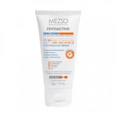 Filtro Solar Facial Skin Cover FPS 50 Mezzo