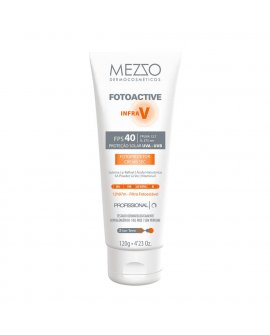 Filtro Solar Facial FPS 40 Mezzo- 120g